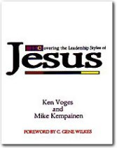 DISCovering the Leadership Styles of Jesus